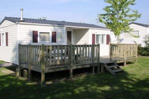 Terrasses en bois pour mobil home